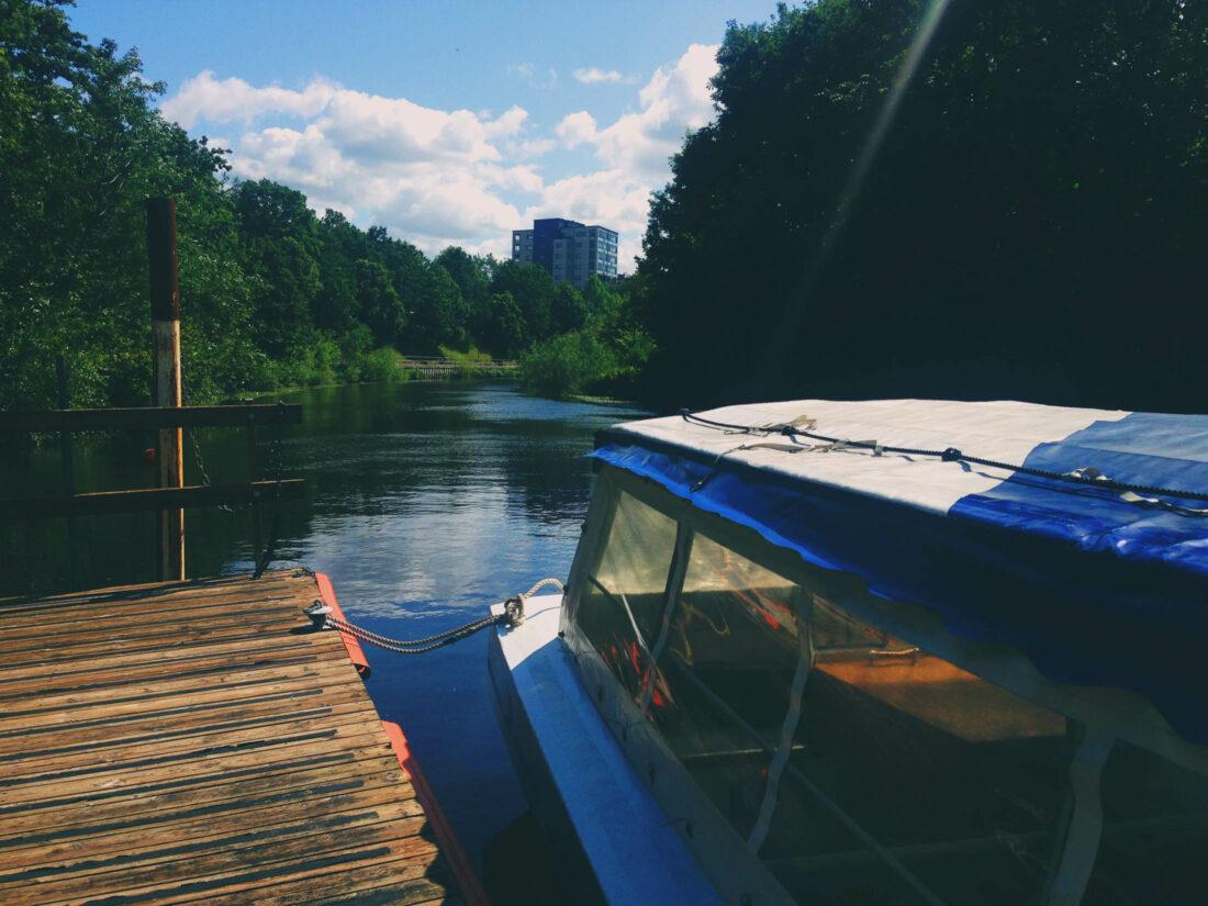 Turistbåten Laxen