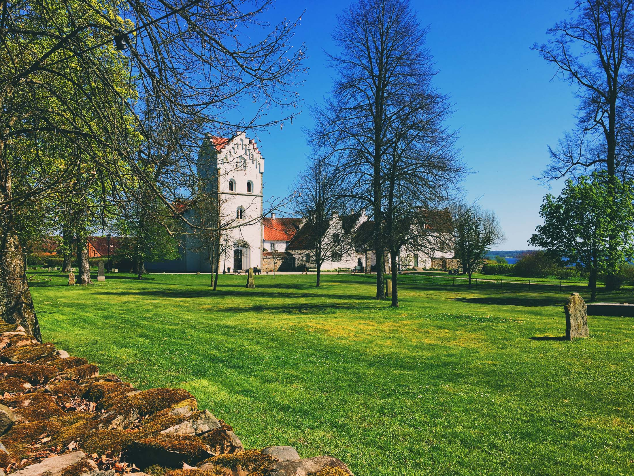 Bosjökloster Slott &Trädgårdar