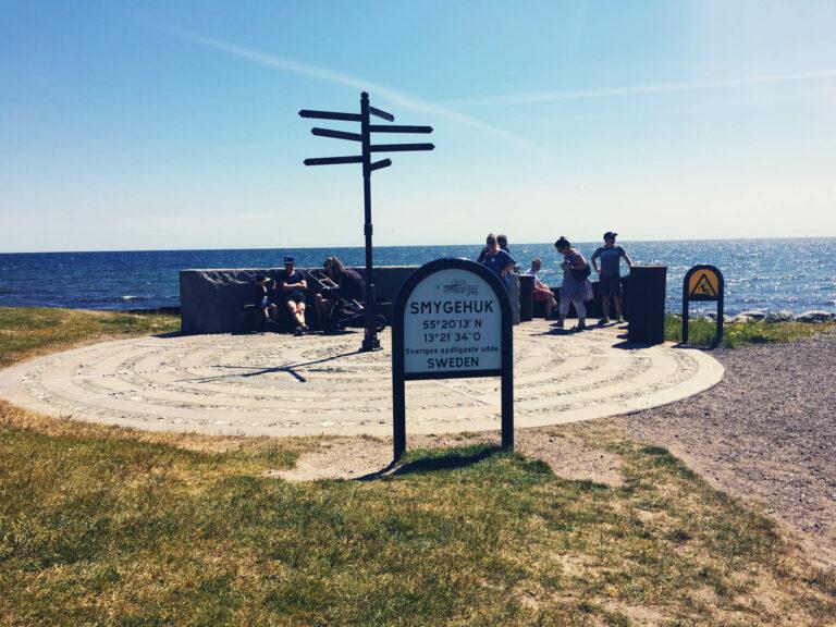 Sveriges sydligaste udde