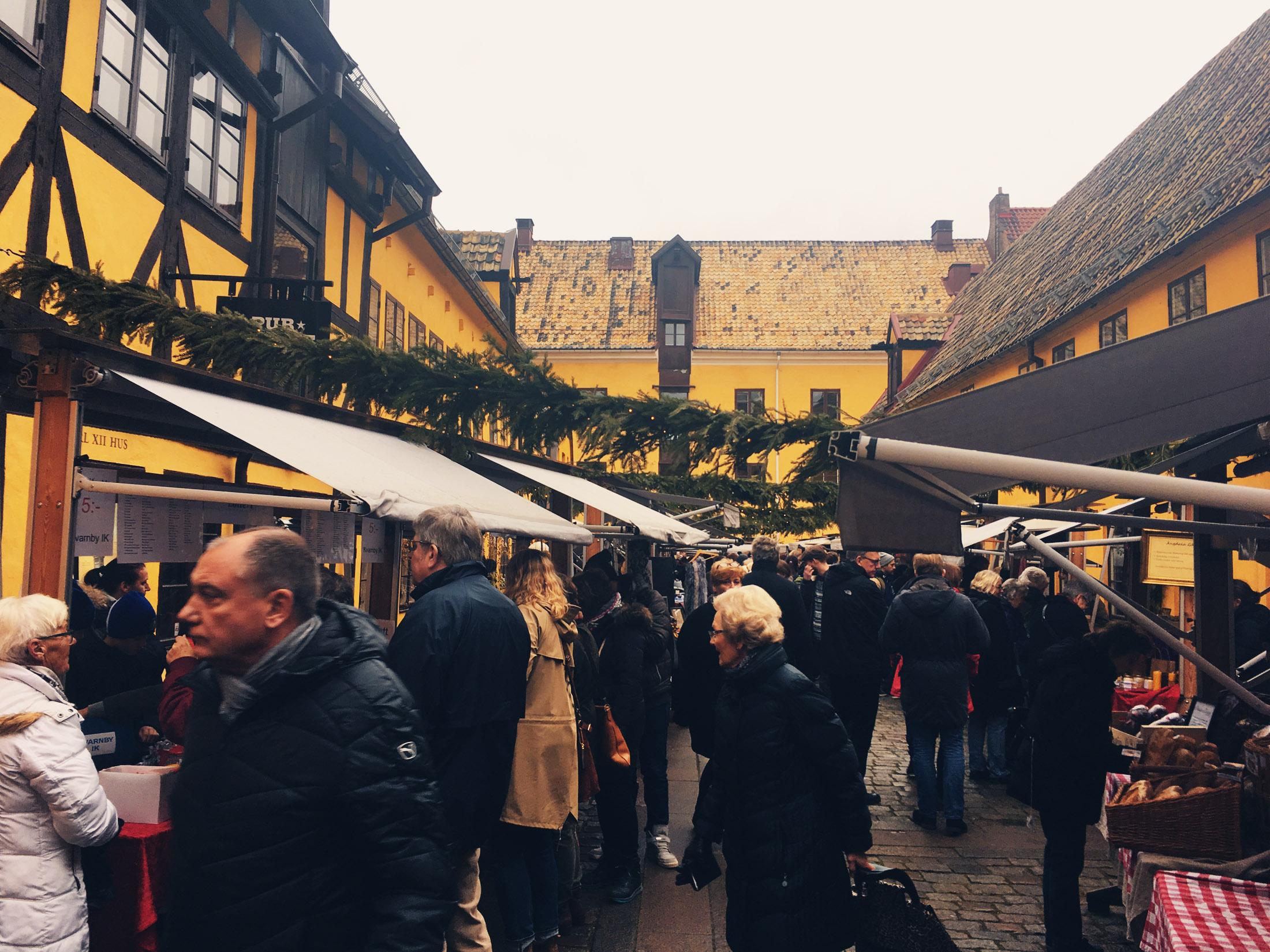 Julmarknad i Sankt Gertrud 2016
