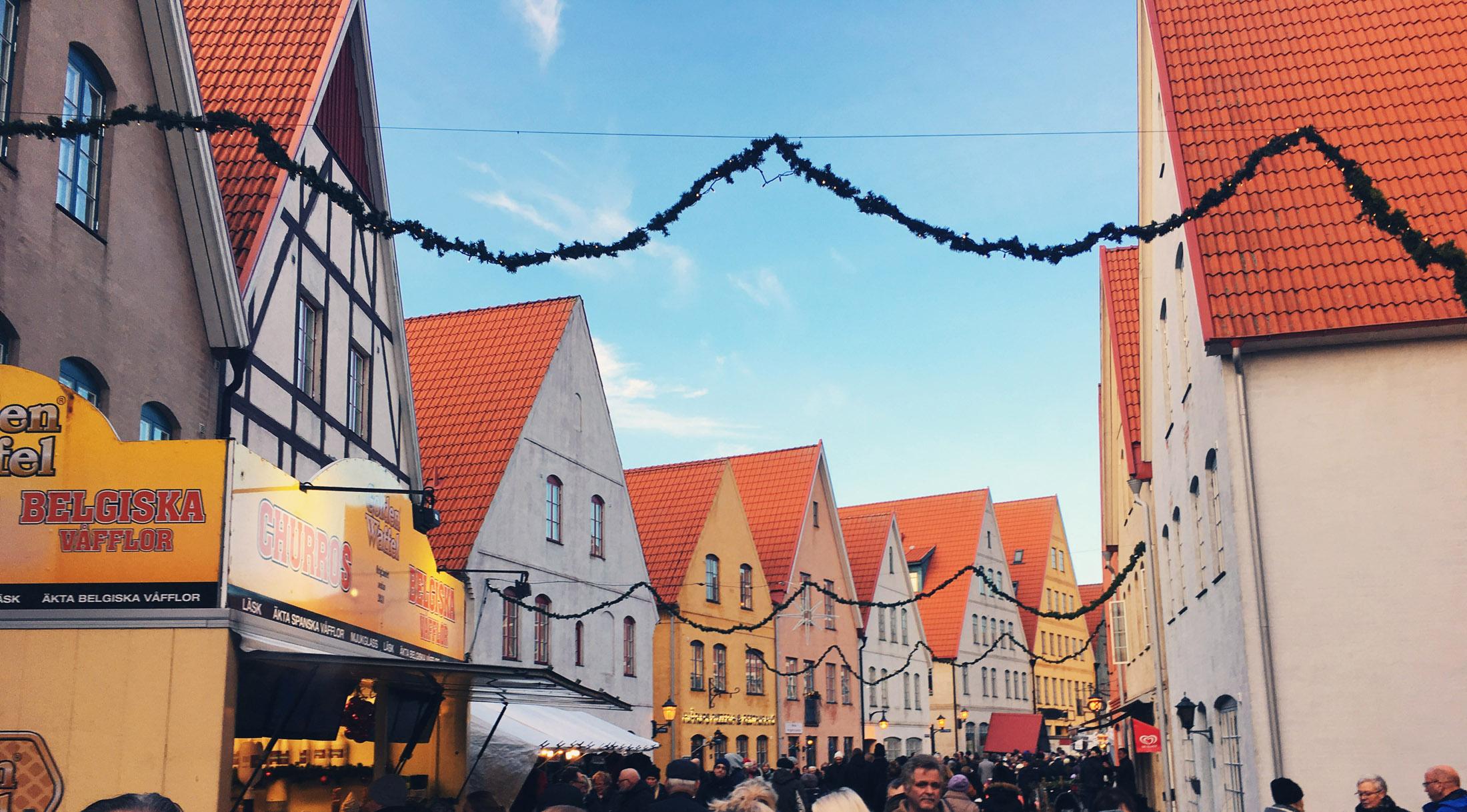 Julmarknad på Jakriborg 2016