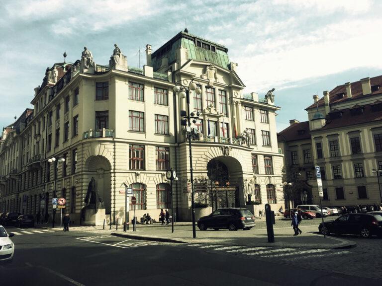 Prague City Hall