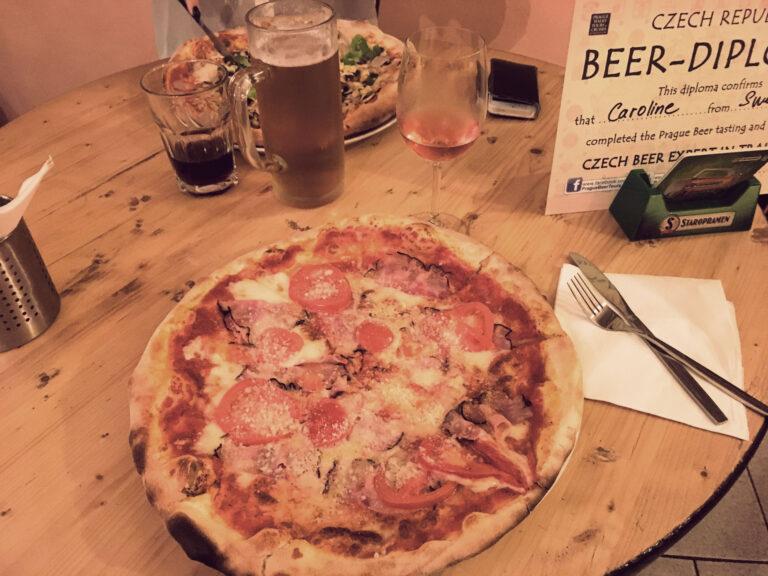Pizzeria Einstein