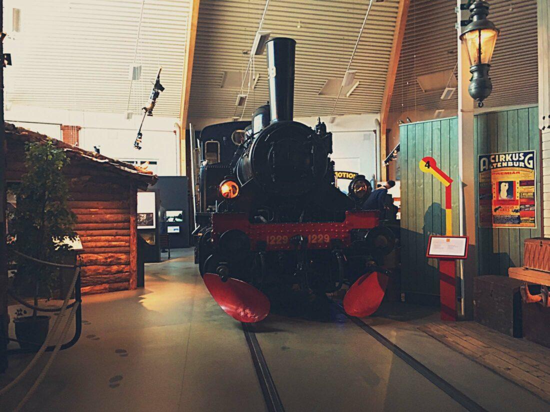 Järnvägens museum