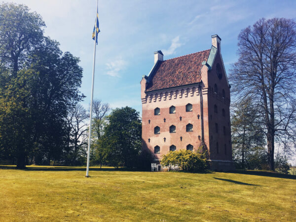 Borgeby slott & slottspark