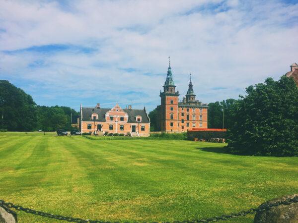 Marsvinsholms slott