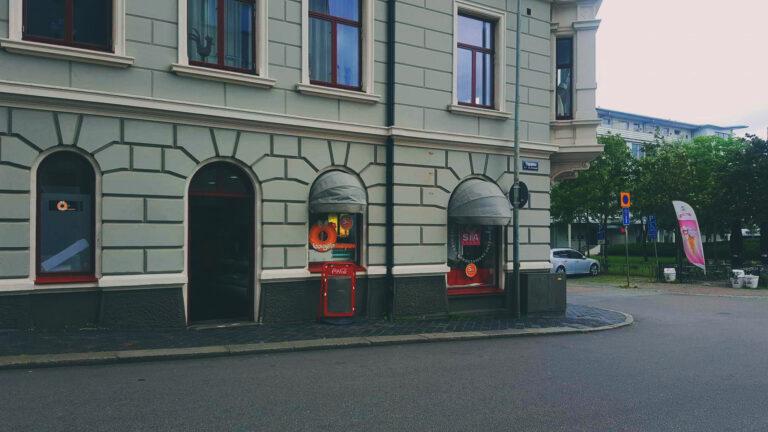 Bagelshopen Drottninggatan