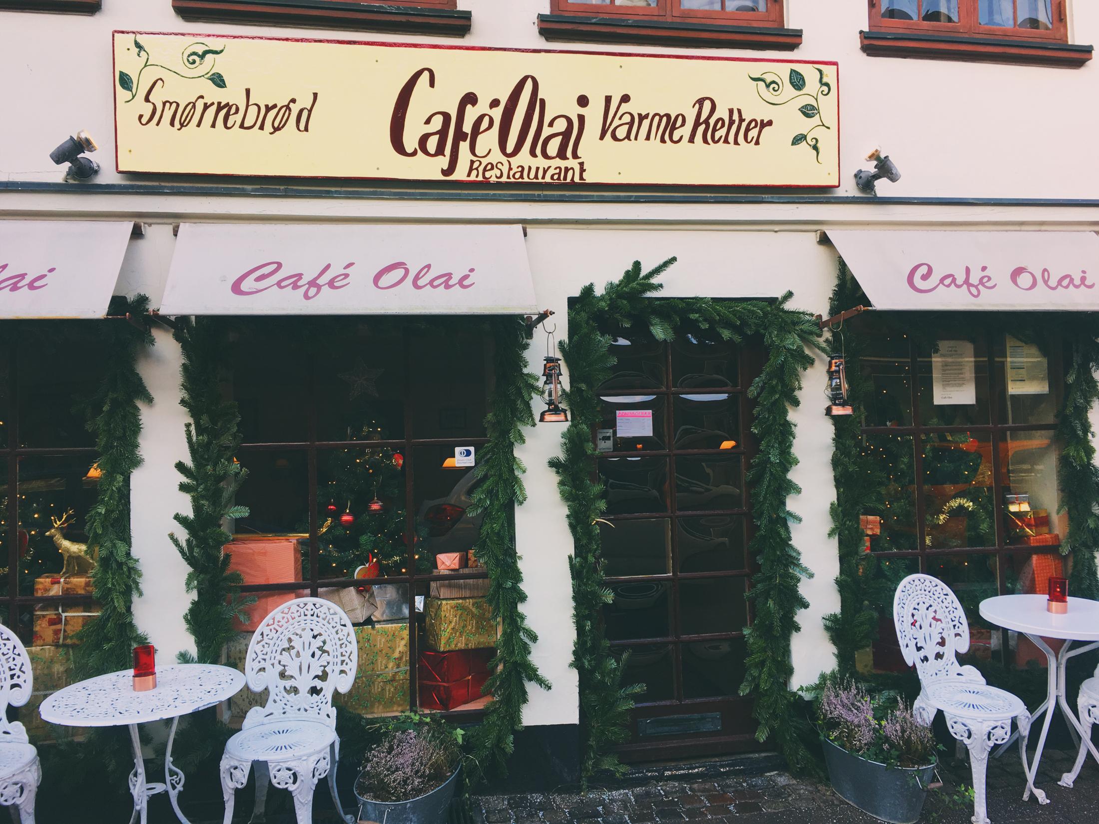Cafe Olai