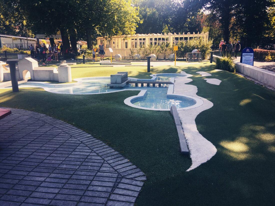 Malmö Äventyrsgolf Folkets park