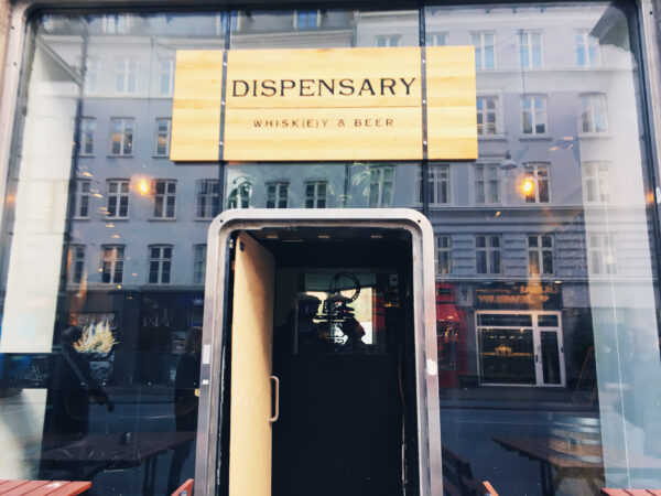 Dispensary, Whiskey And Beer