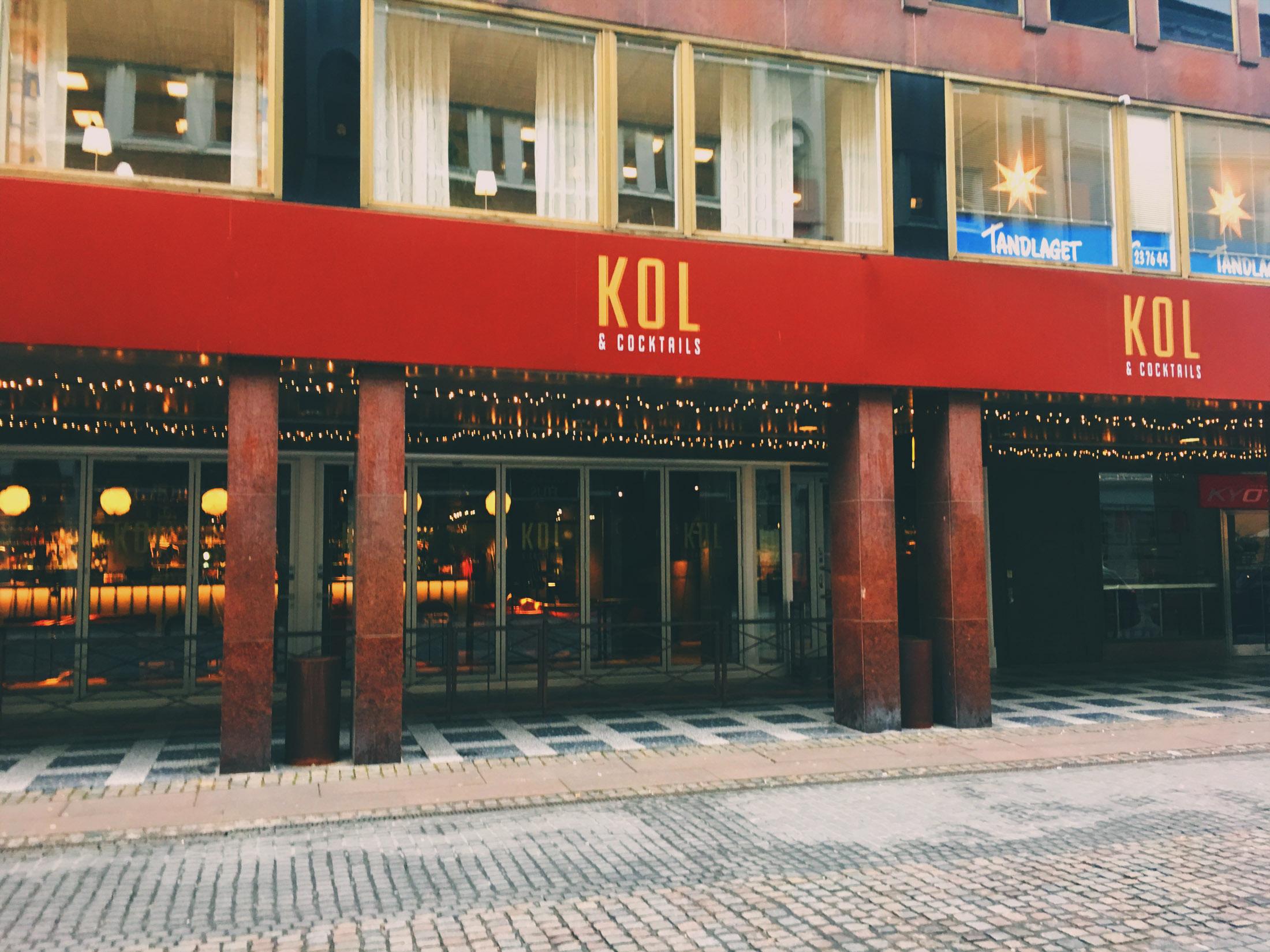 KOL & Cocktails Malmö