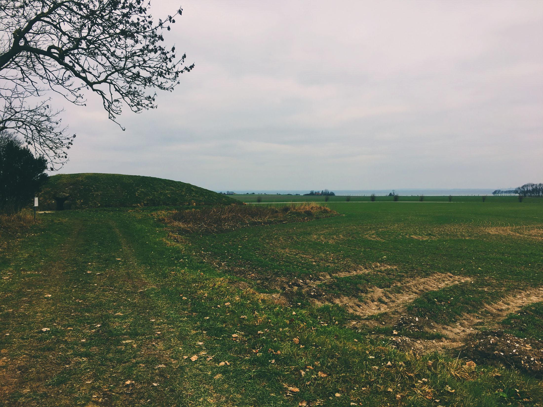Gillhög chamber grave