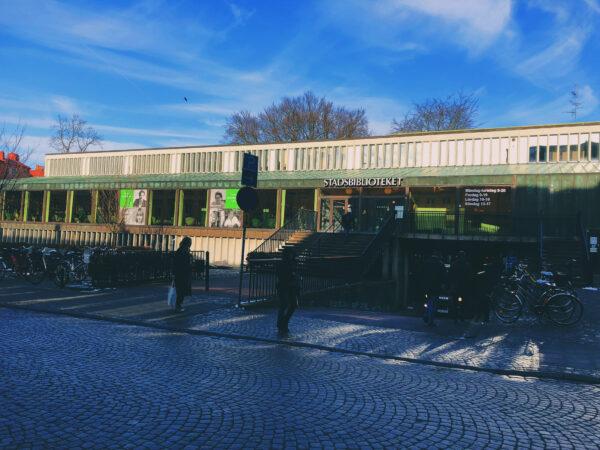 Stadsbiblioteket Lund