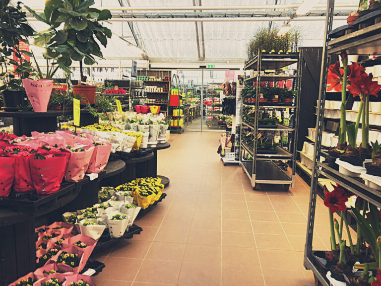 Växt-Huset i Tullstorp