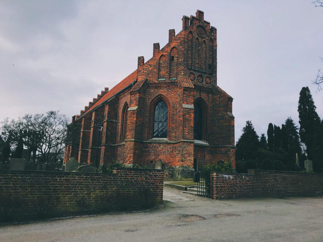 Klosterkyrkan Lund