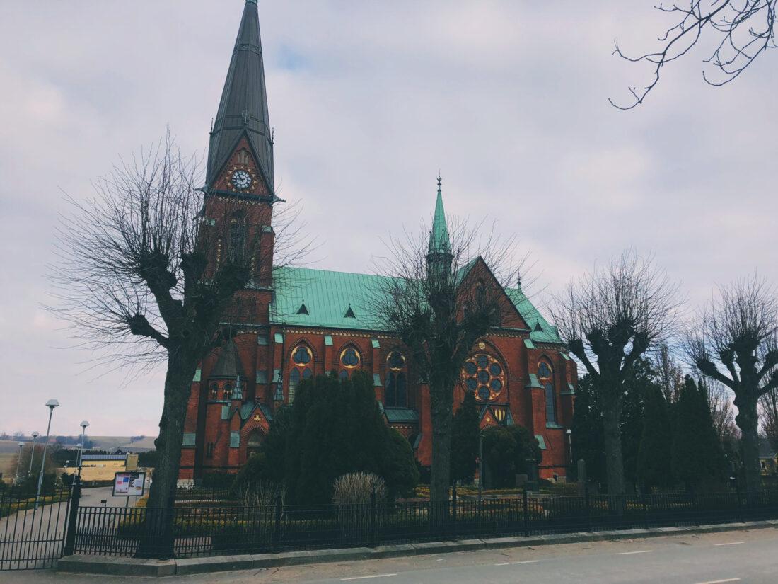 Asmundtorps kyrka