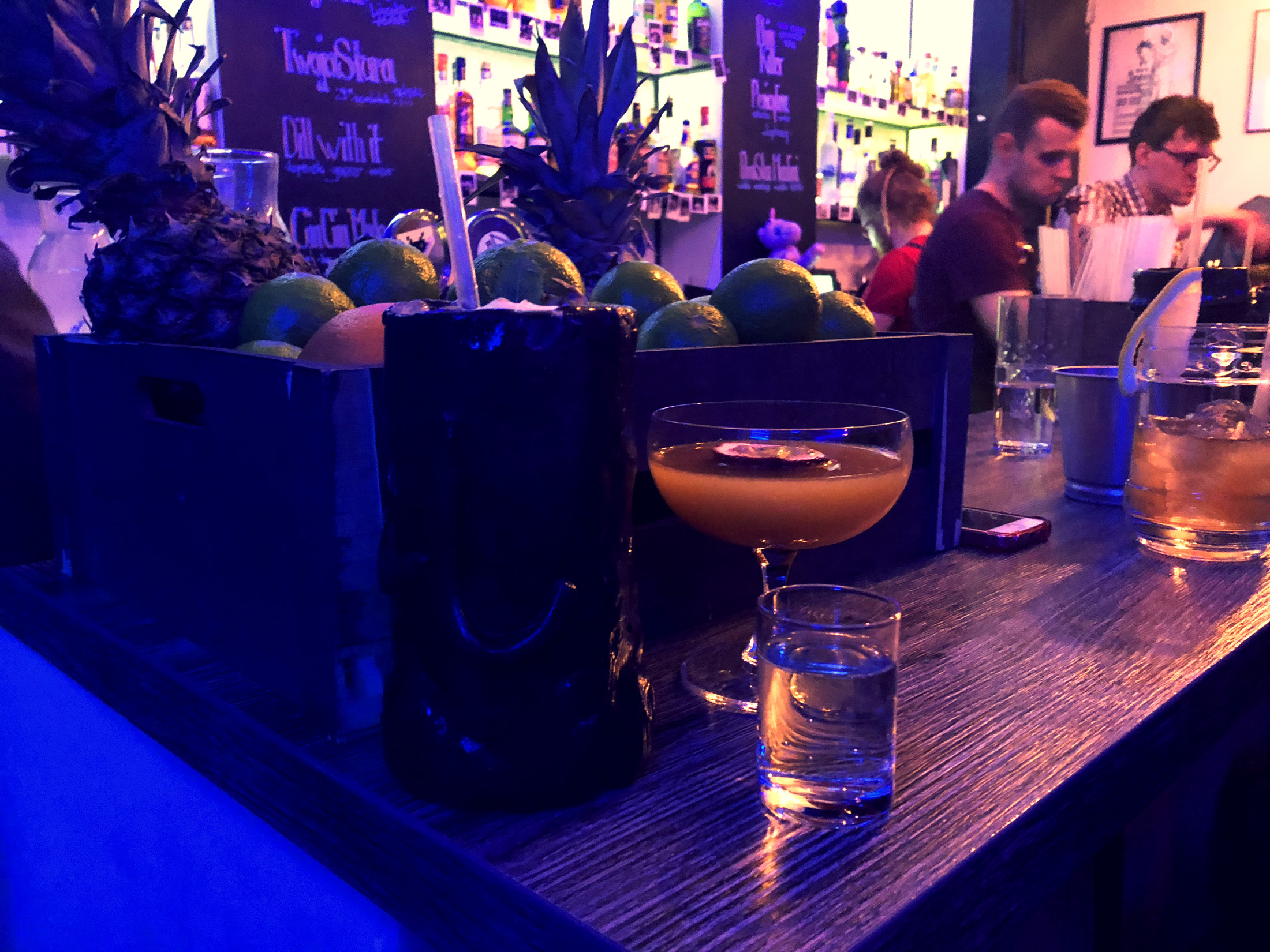Pixel Cocktails & Fun