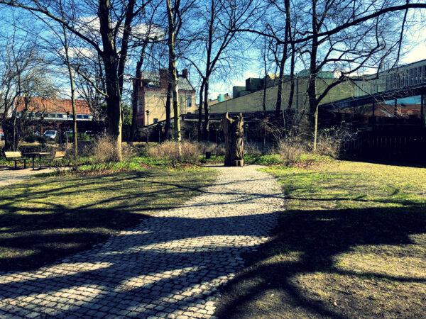 Löwegrenska Trädgården