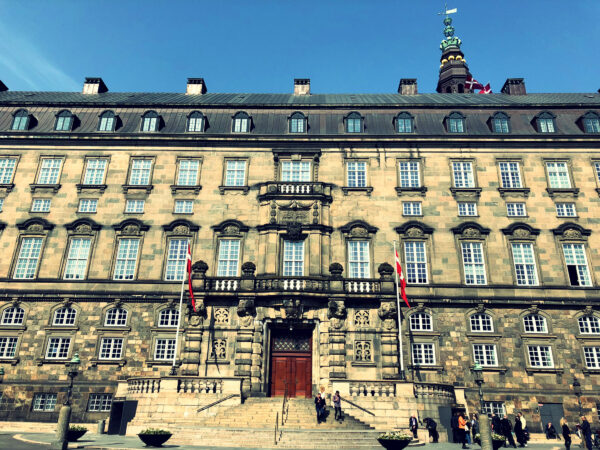 Christiansborgs slott