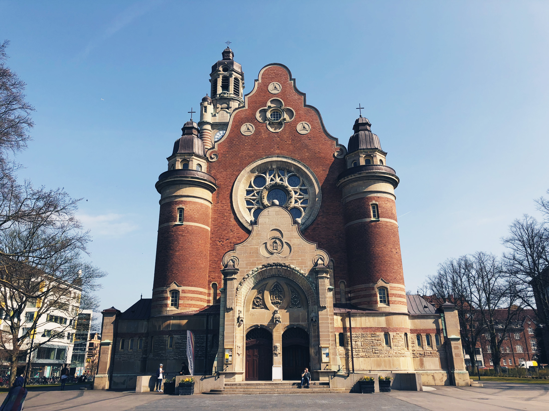 St. Johannes Kyrka