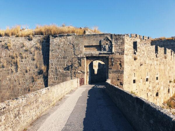 Gate St. Athanasius