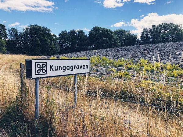 Kungagraven i Kivik