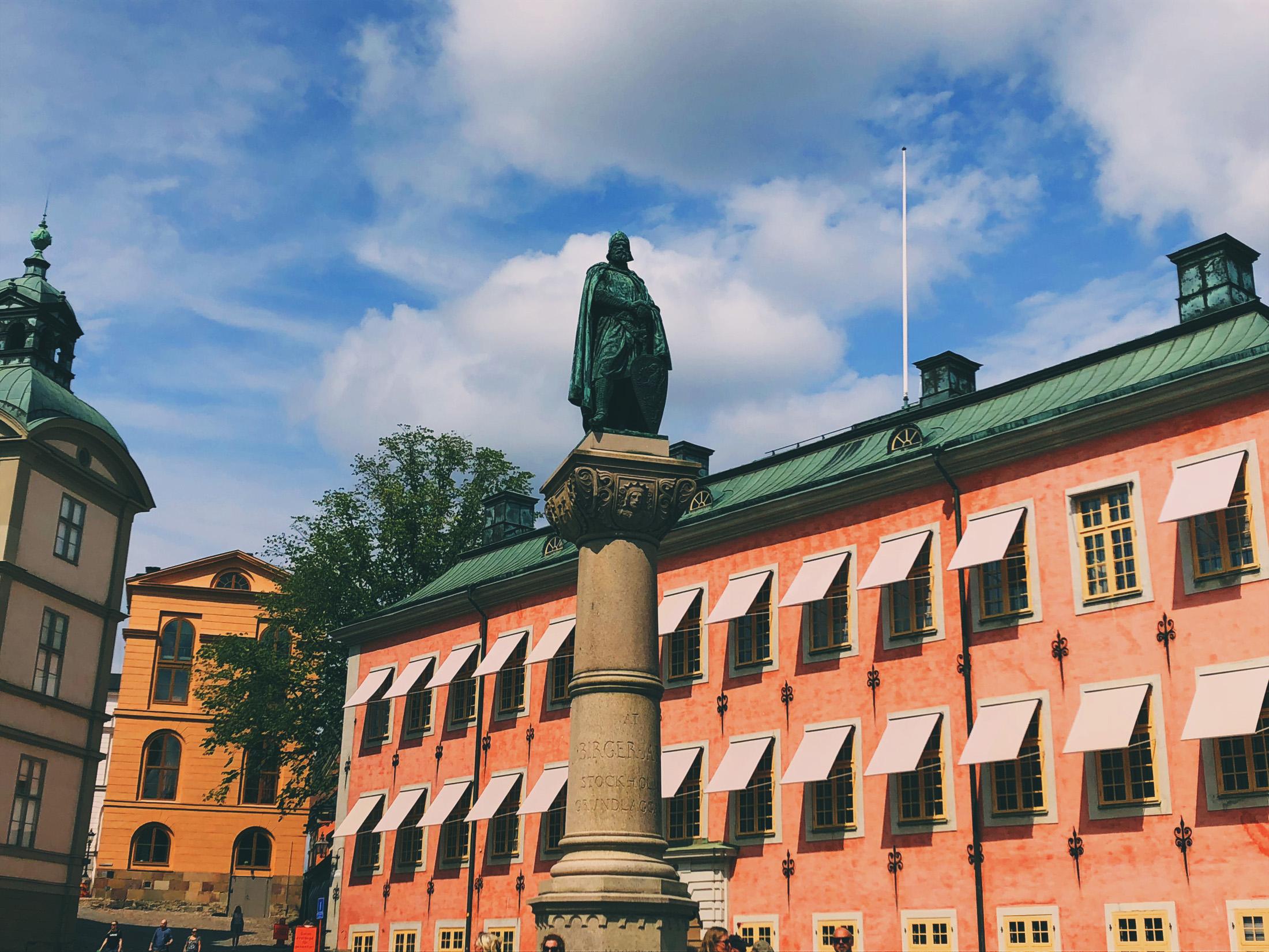 Staty av Birger Jarl