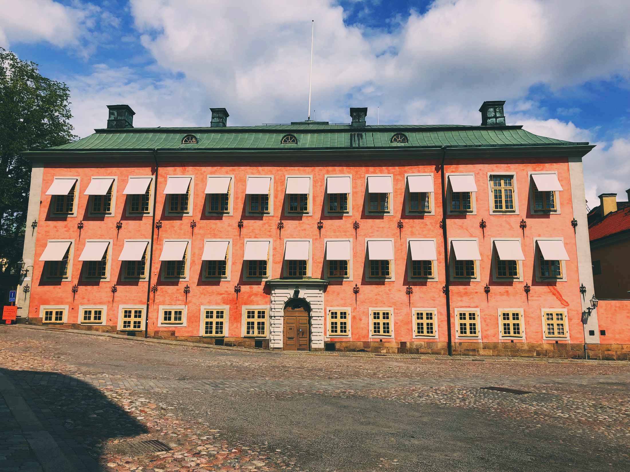 Stenbock Palaces