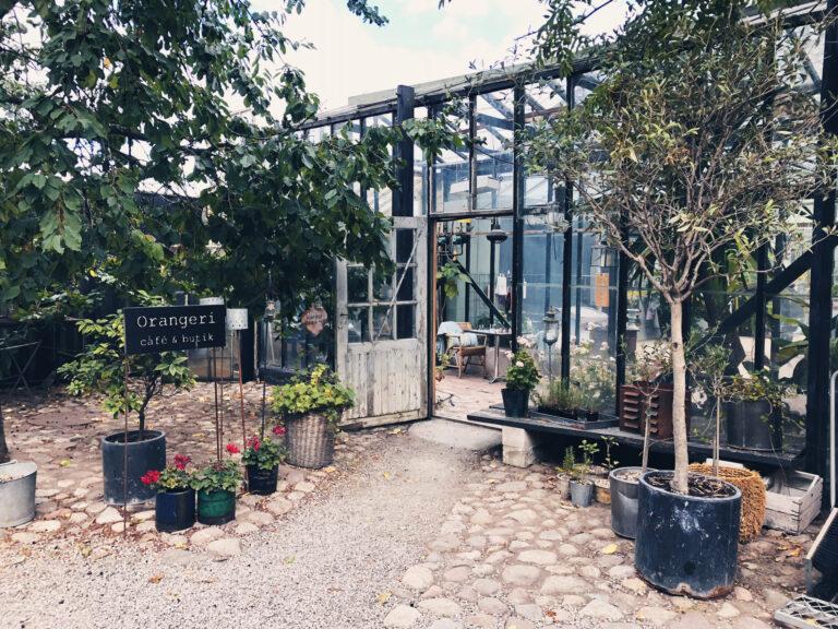 WASABI Orangeri café & butik