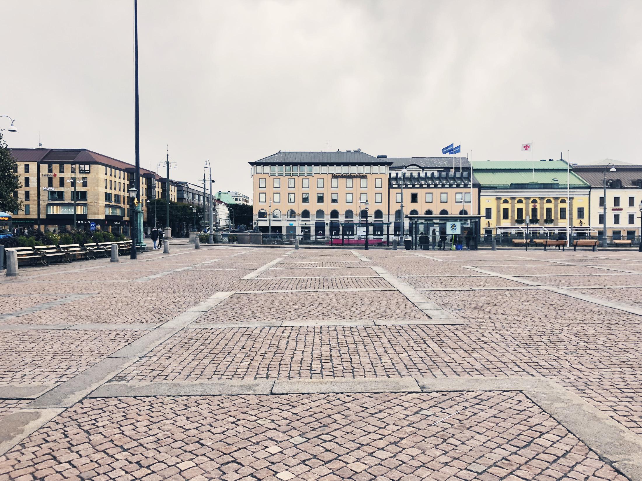 Gustav Adolfs Torg Göteborg