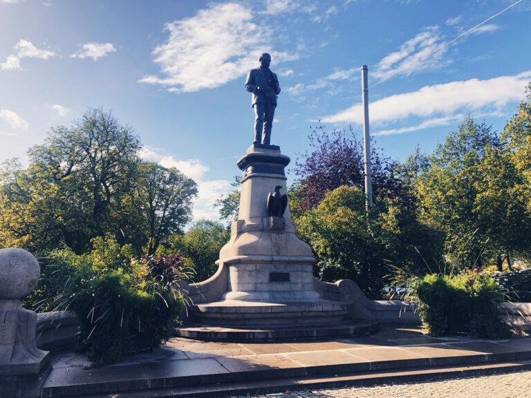 John Ericssons Staty