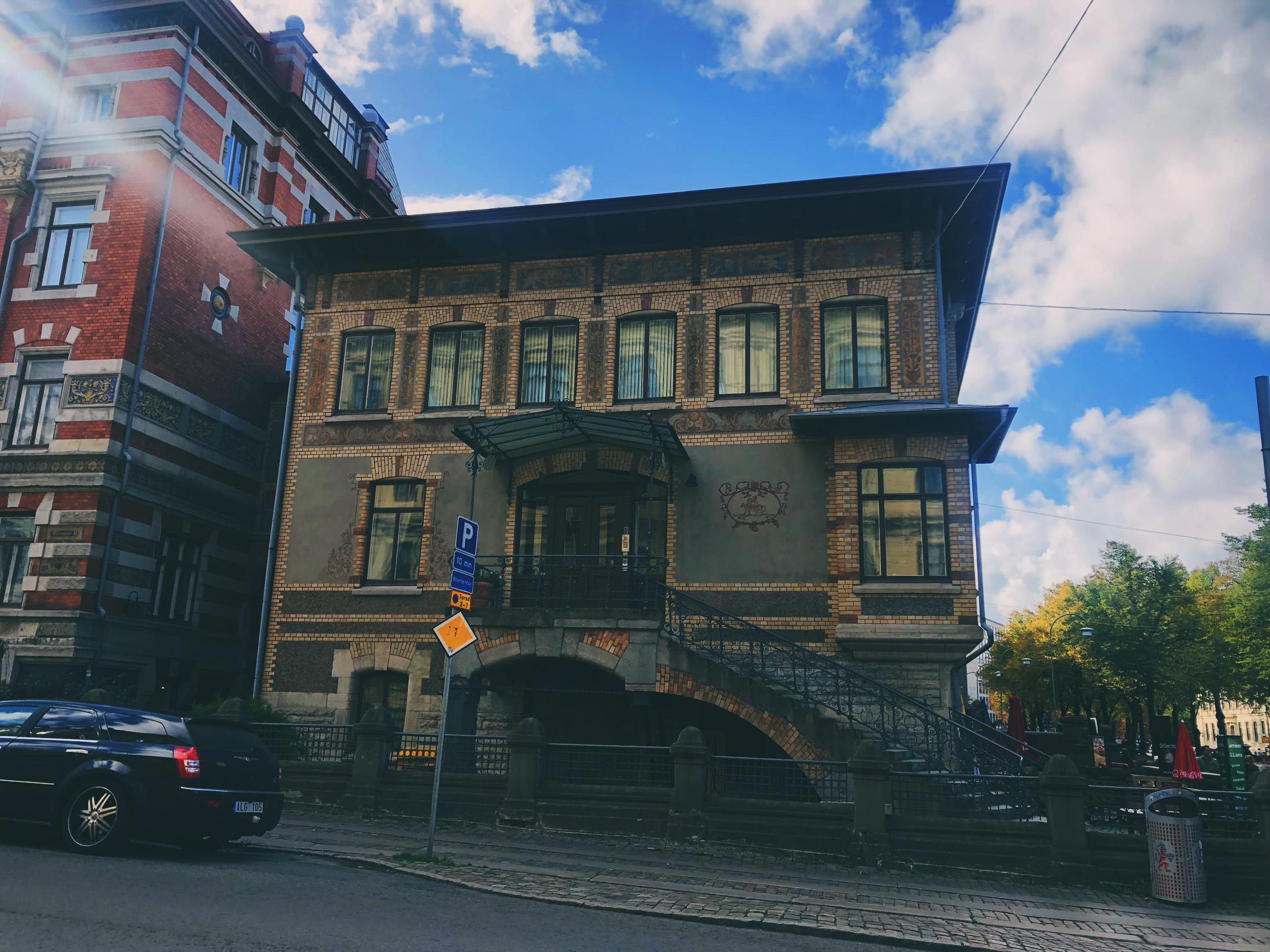 Tomtehuset