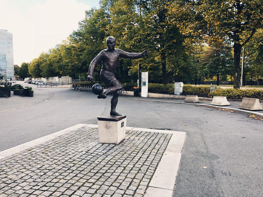 Gunnar Grens staty