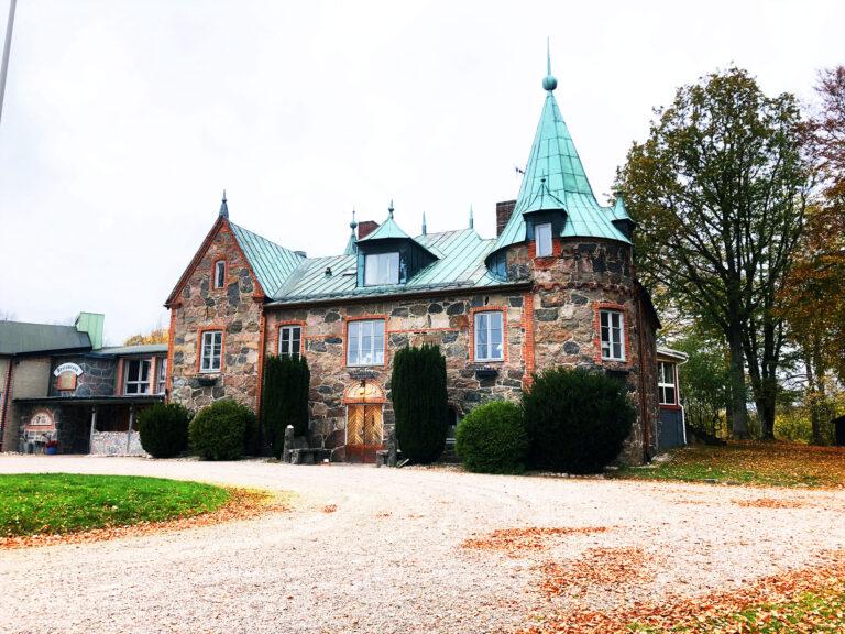 Vannaröds slott