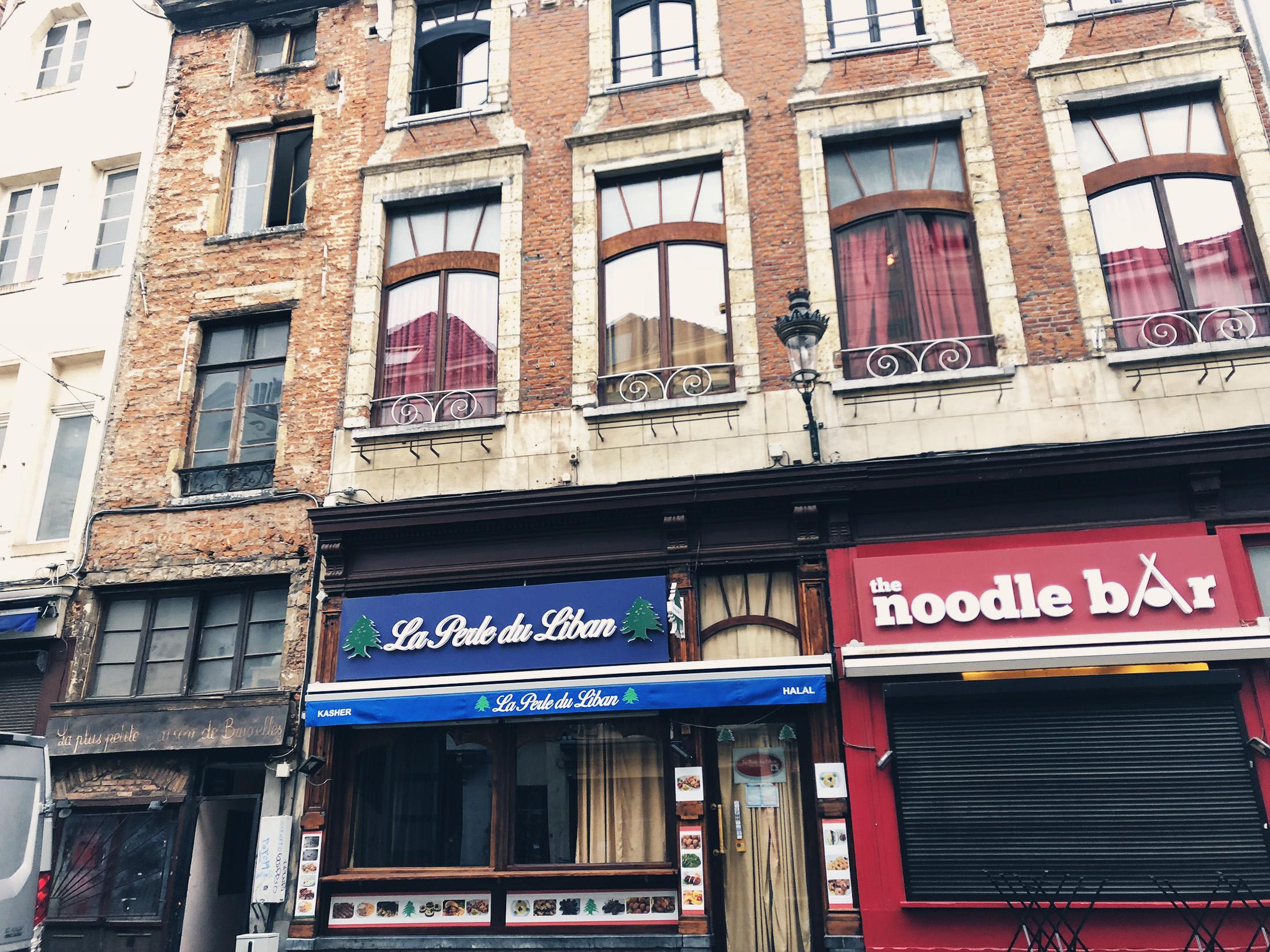 Het kleinste huisje van Brussel