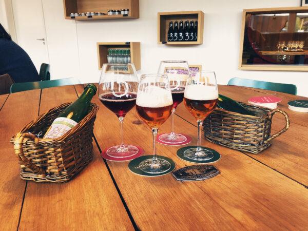 Brouwerij 3 Fonteinen shop & lambik-O-droom