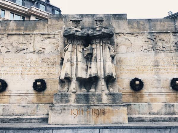 Anglo-Belgian War Memorial