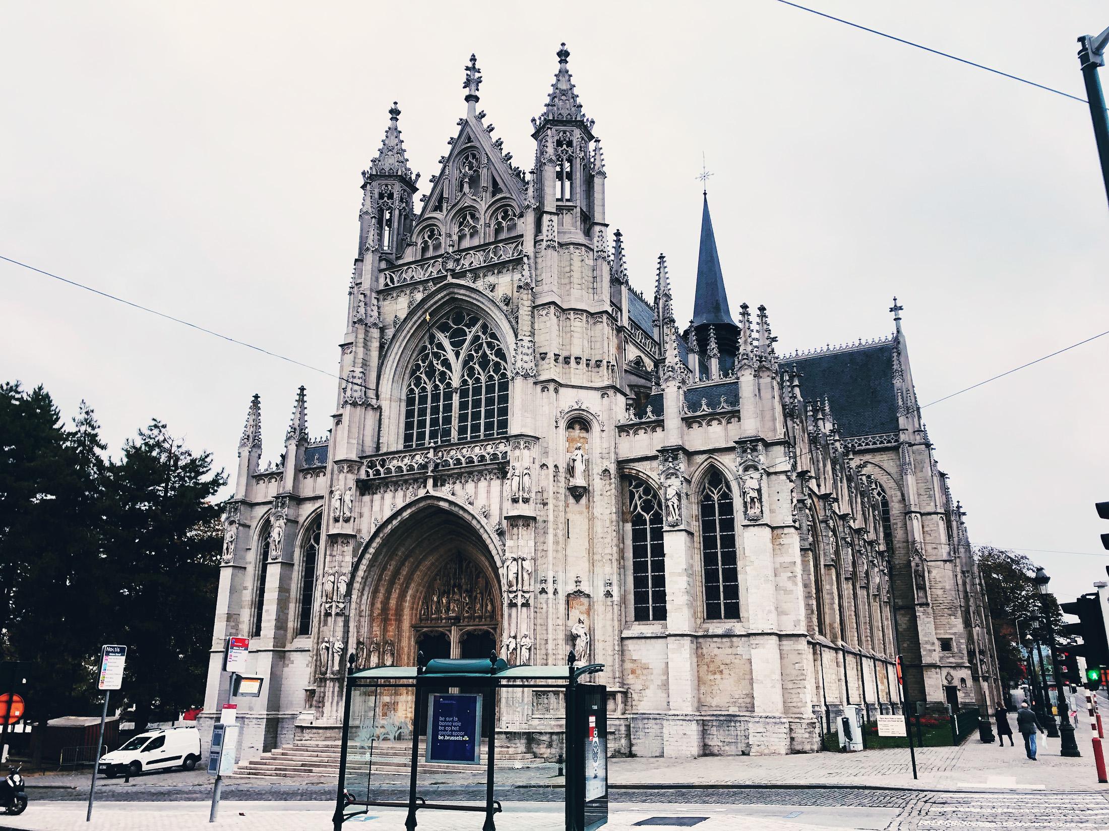 Eglise Notre Dame du Sablon