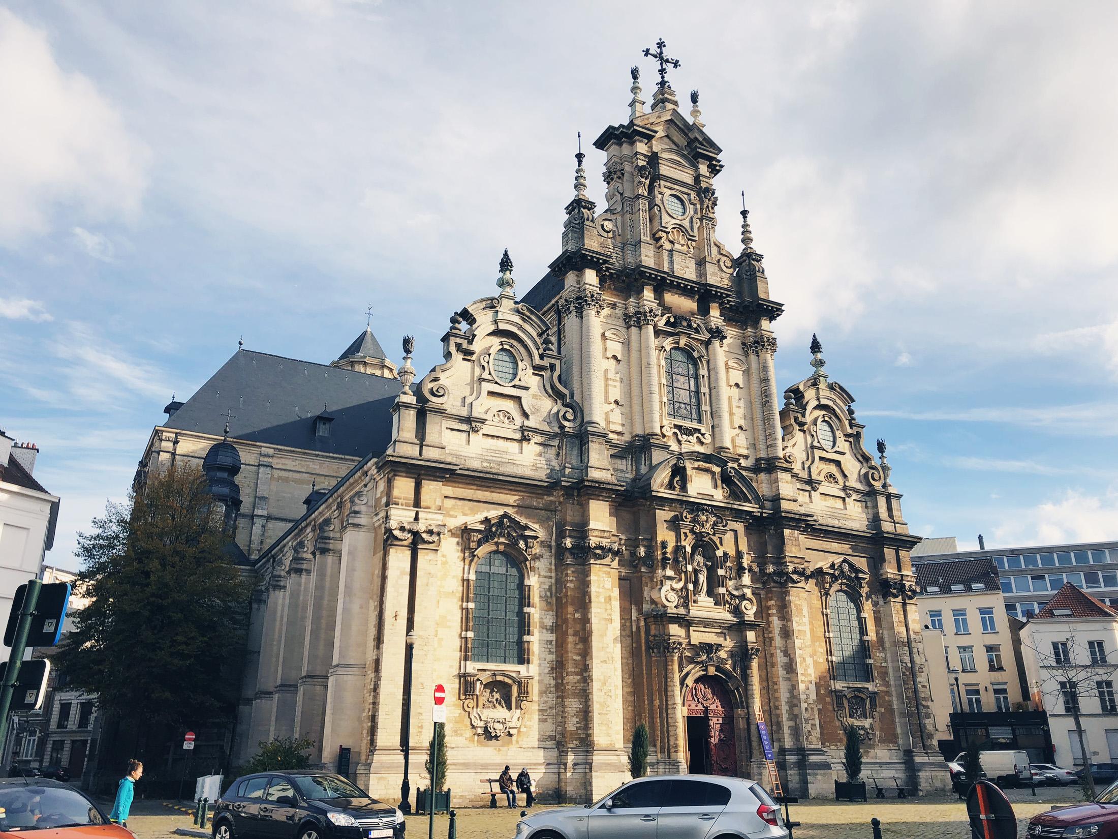 Béguinage church