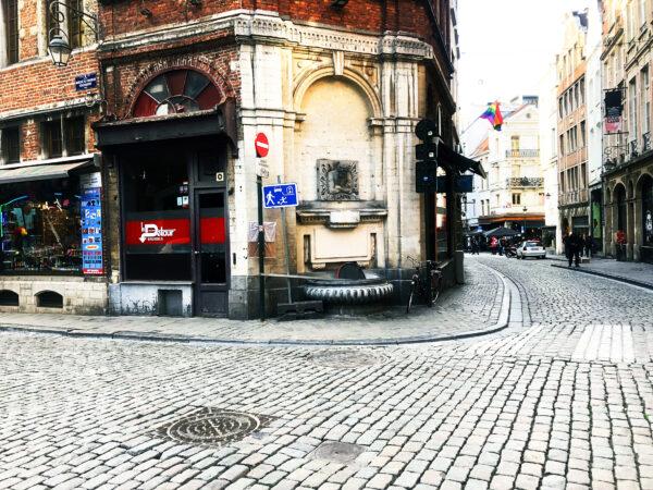 La Fontaine Le Cracheur
