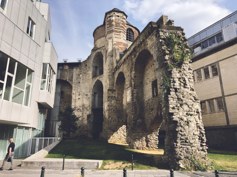 Tour D´angle – Anneessenstoren