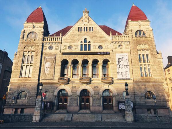 Finlands nationalteater