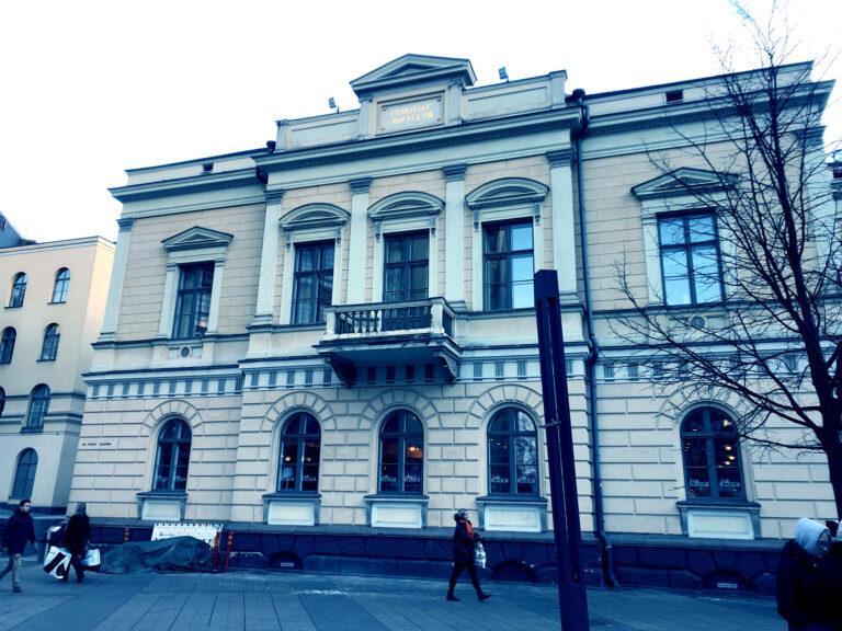 Gamla studenthuset