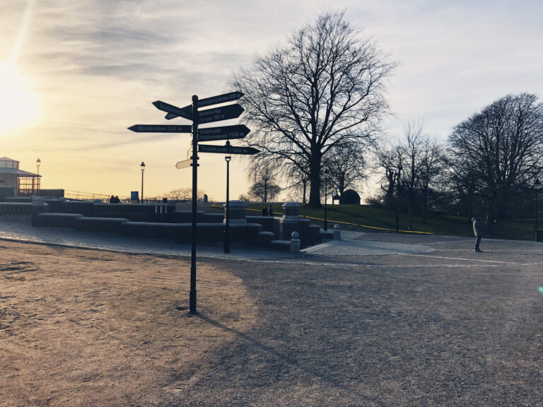 Slottshagen Helsingborg