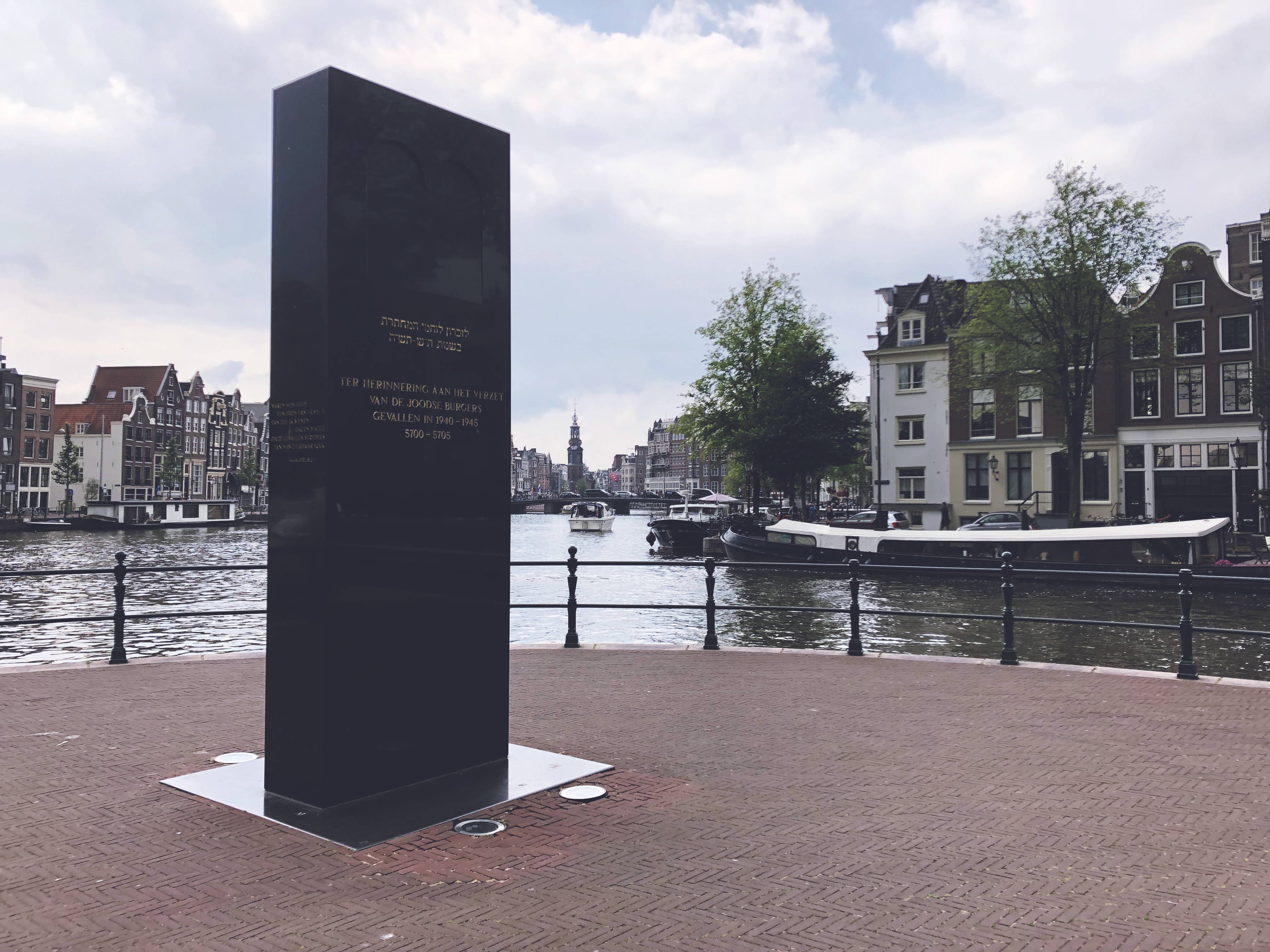 Monument to Jewish Resistance