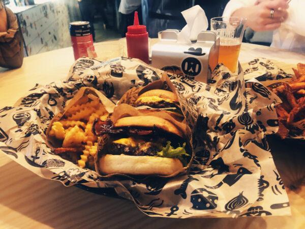 Bronx Burgers