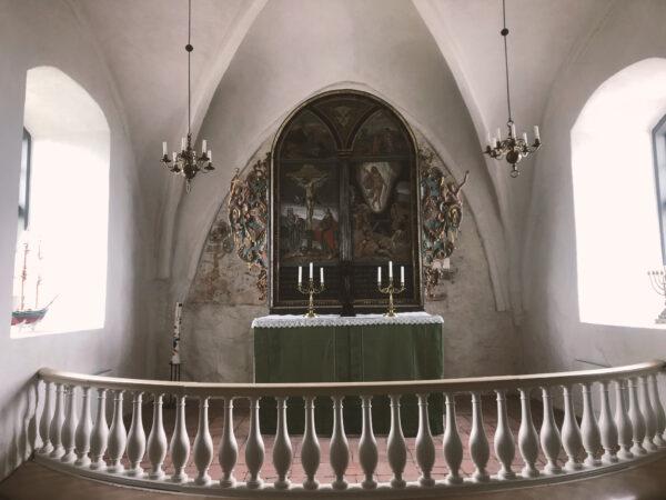 St Ibbs kyrka