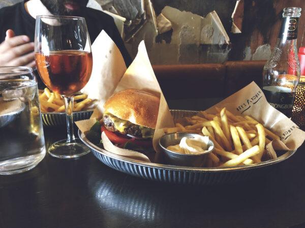 Stockyard Burger Joint