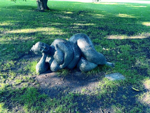 Kaptensgårdens skulpturpark