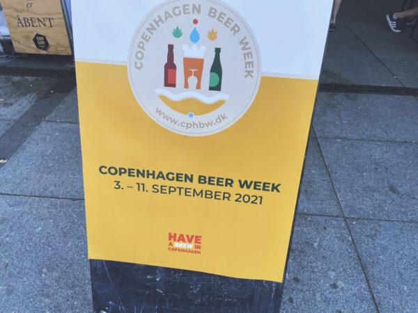 Copenhagen Beer Week 2021